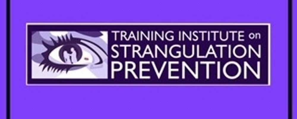 Non Lethal Strangulation Prevention Training MELBOURNE  Event Banner
