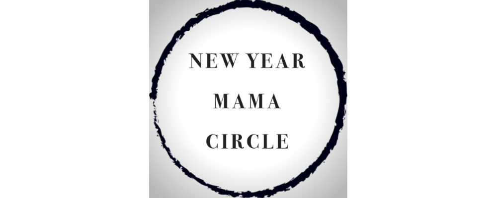 REST AND RISE: A new year mama circle Event Banner