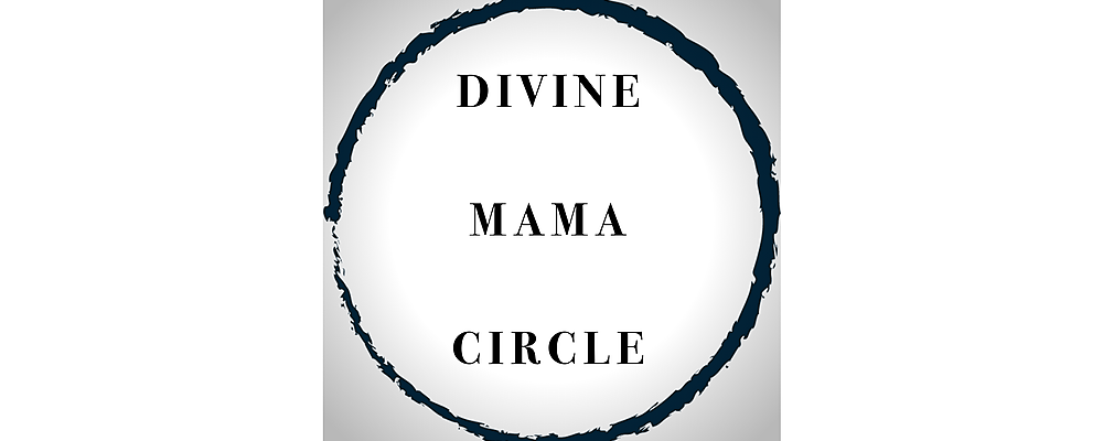 Divine Mama Circle Event Banner