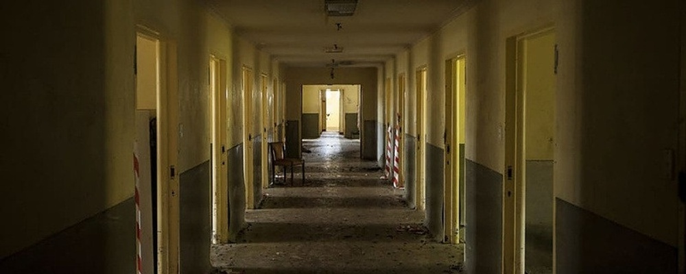 """""""Frightfully Good"""" Willow Court Asylum LOCKDOWN and WORKSHOP! DO YOU DARE?"""" Event Banner"""