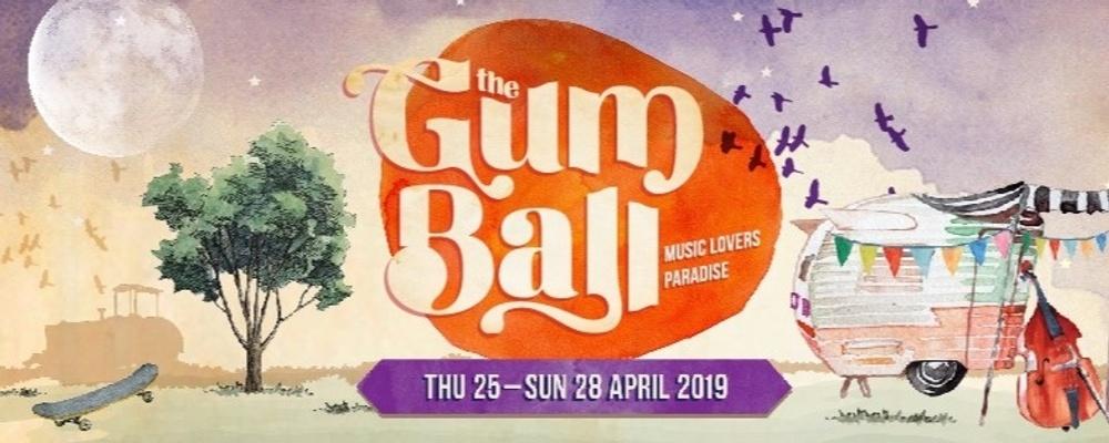 The Gum Ball 2019 Event Banner