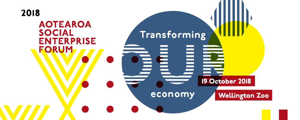 Aotearoa Social Enterprise Forum Event Banner