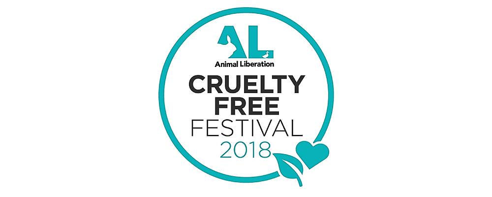 Cruelty Free Festival 2018 Event Banner