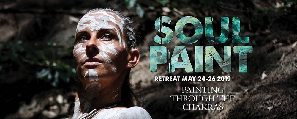 Soulpaint - Painting through the Chakras Event Banner
