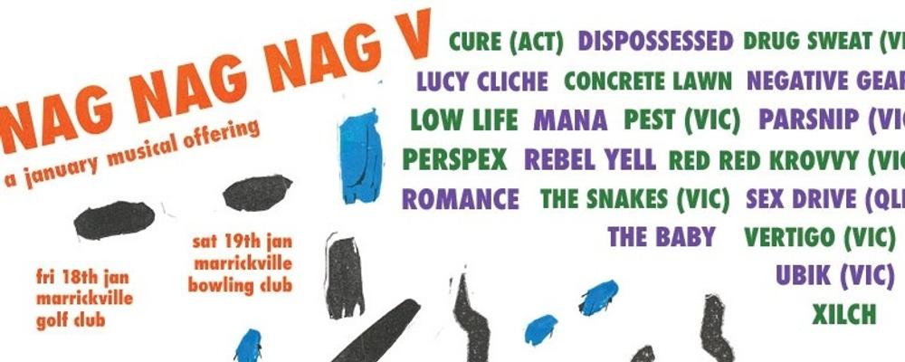 NAG NAG NAG V Event Banner