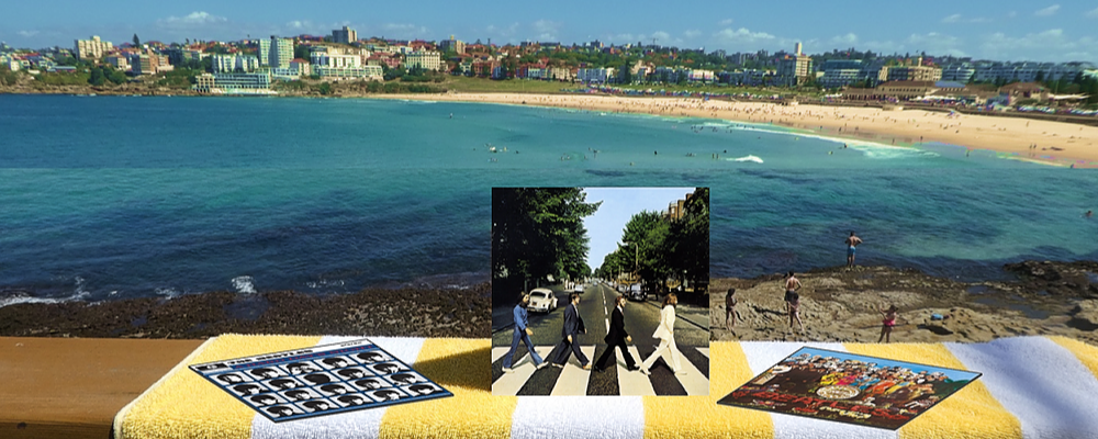Beatles at Bondi: Music Appreciation - Learn Everything About the Beatles (Wine, Cheese and an Amazing View included!) Event Banner