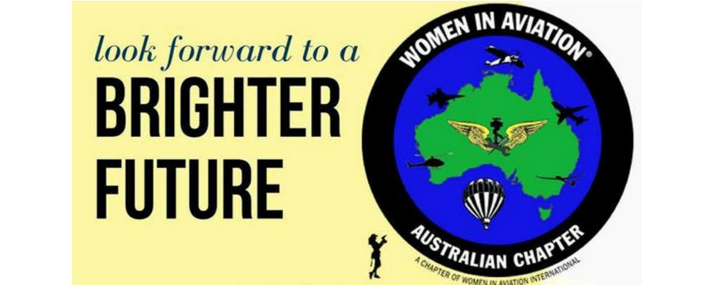 Women in Aviation Australia National Conference 2018 Event Banner