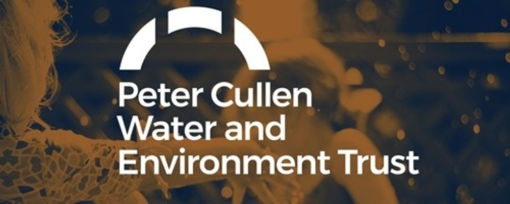 The Peter Cullen Trust Science to Policy Leadership Program Graduation Cocktail Function Event Banner