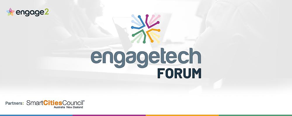EngageTech Forum - Australia Event Banner