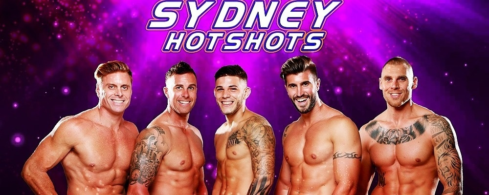 Sydney Hotshots Live From Australia At The Portobello Coronation Hall Event Banner