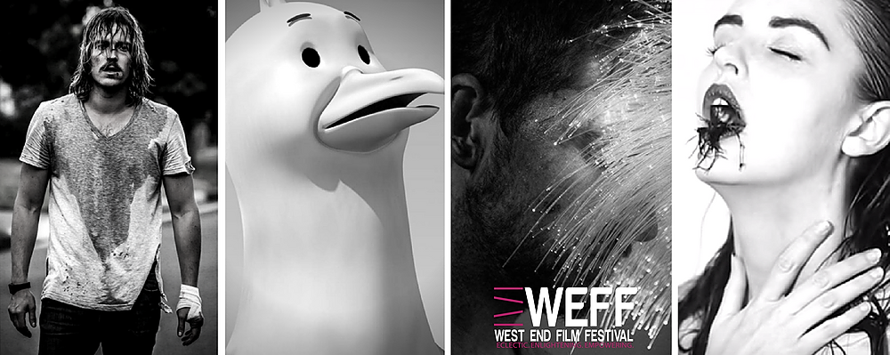 WEFF Session 2 - Short Films, Documentaries & Animations Event Banner