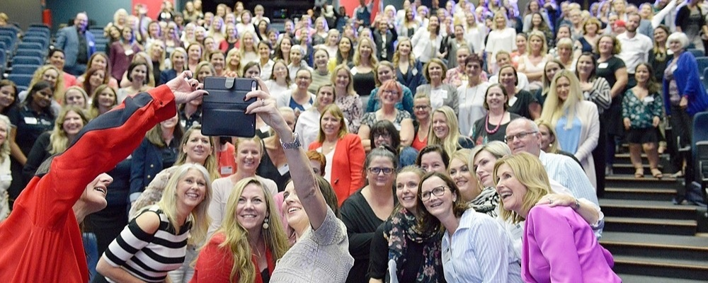 Women in Media Conference | Gold Coast | 2019 Event Banner