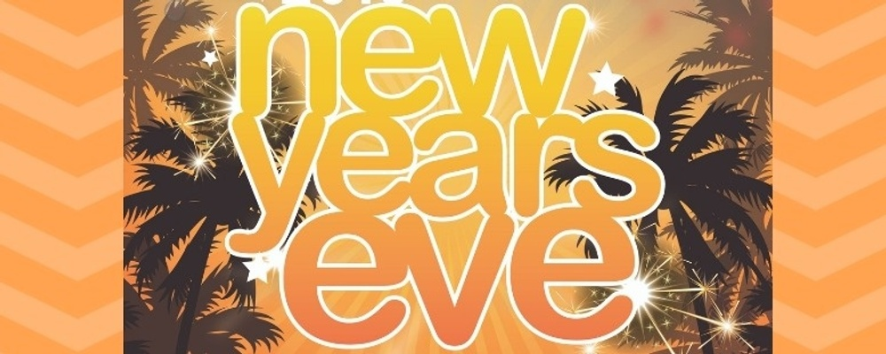 New Year's Eve Party with Kuta Groove! Event Banner