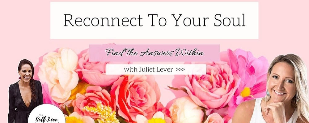 Reconnect To Your Soul // Adelaide Event Banner