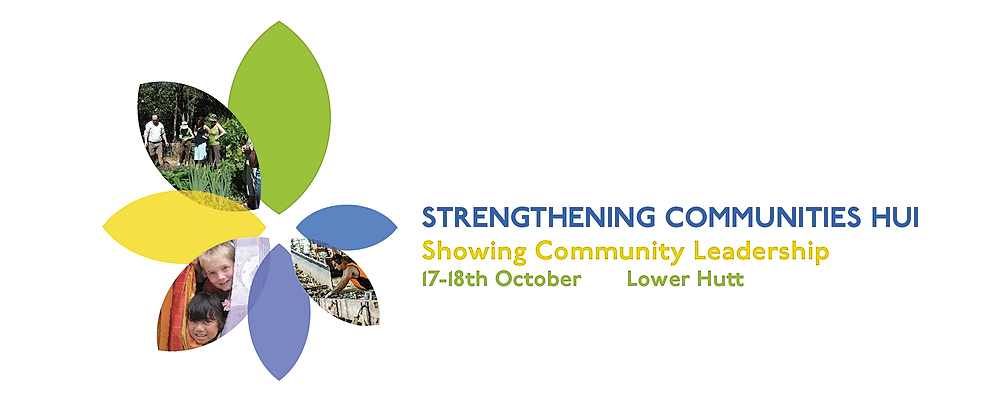 Strengthening Communities Hui Event Banner
