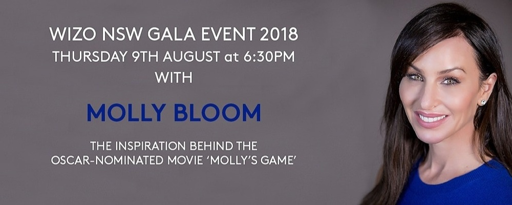 WIZO NSW Gala Event Thursday 9th August at 6.30 pm at 'The Venue'  55 Doody St, Alexandria Event Banner