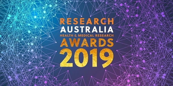 Research Australia 2019 Health & Medical Research Awards Event Banner