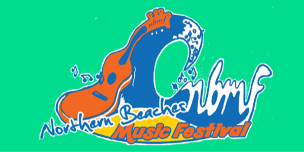 Northern Beaches Music Festival Event Banner