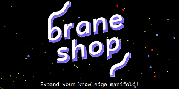 Braneshop - 6 Week Technical Deep Learning Workshop - August Event Banner