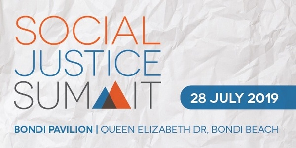 Social Justice Summit-Beyond The Tribe Event Banner