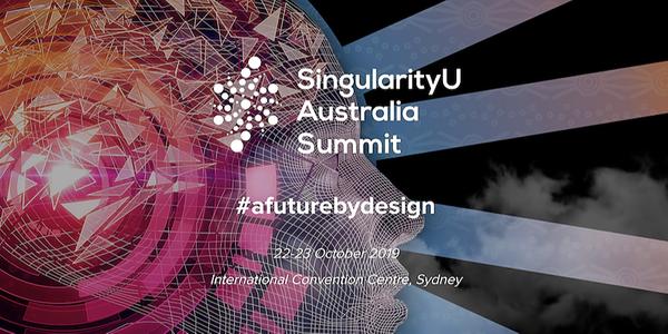 SingularityU Australia Summit 2019 Event Banner