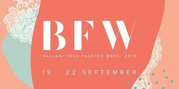 Ballantynes Fashion Week 2019 Opening Show Event Banner