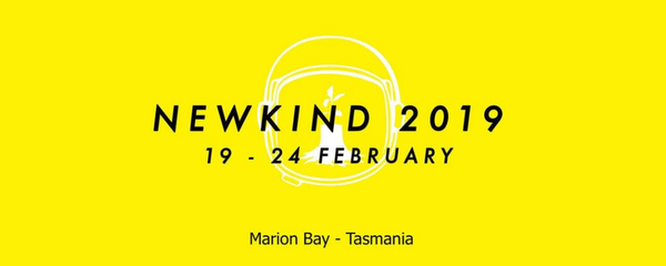Newkind 2019 Event Banner