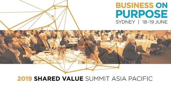 2019 Shared Value Summit Asia Pacific Event Banner