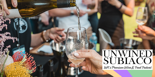 UnWined Subiaco 2019 Event Banner