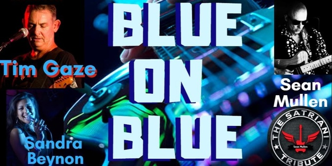 Beyond Blue on Blue  Event Banner