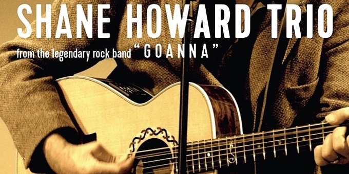 Shane Howard Trio in Concert at the Coolangatta Estate Winery Event Banner