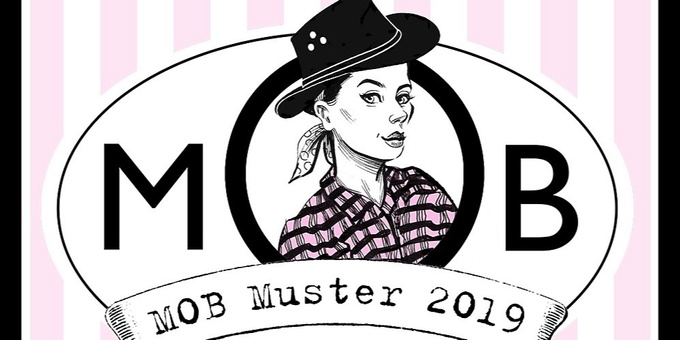 MOB Muster 2019 - Toowoomba Event Banner
