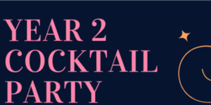 CCPS Year 2 Cocktail Party Event Banner