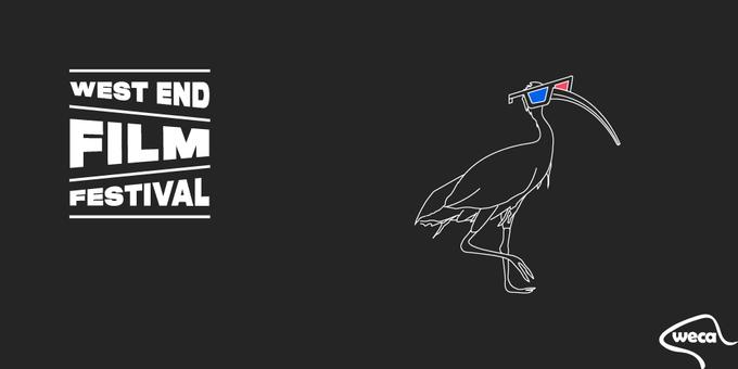 West End Film Festival 2019 Event Banner