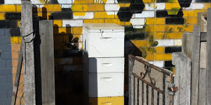 Backyard Beekeeping with Melbourne City Rooftop Honey and Transition 3081 Event Banner