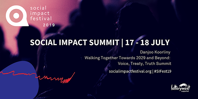 Social Impact Summit 2019 Event Banner