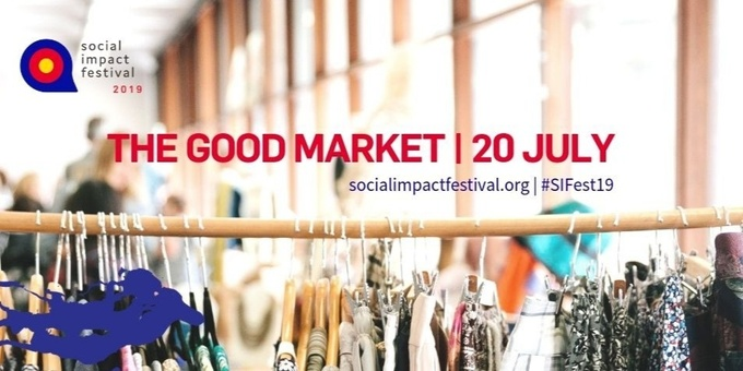 The Good Market 2019 Event Banner