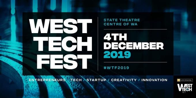 West Tech Fest 2019 Event Banner