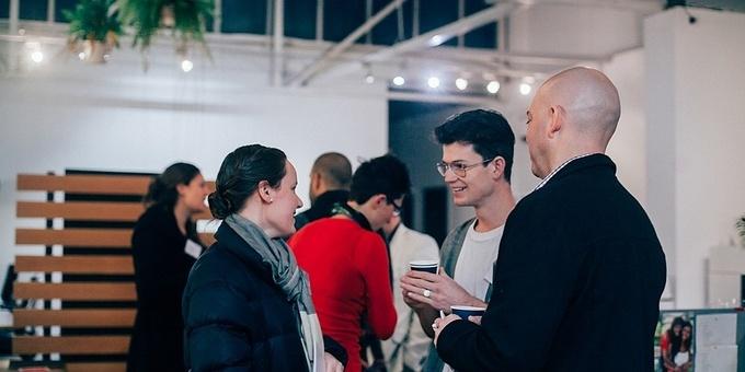 Startup Breakfast Club: Speed-Networking Event Banner