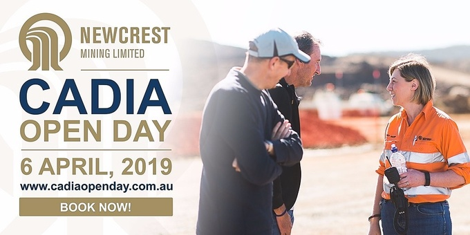 CADIA OPEN DAY 2019 Event Banner