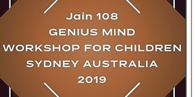Genius Mind For Children ages 5-8 Event Banner