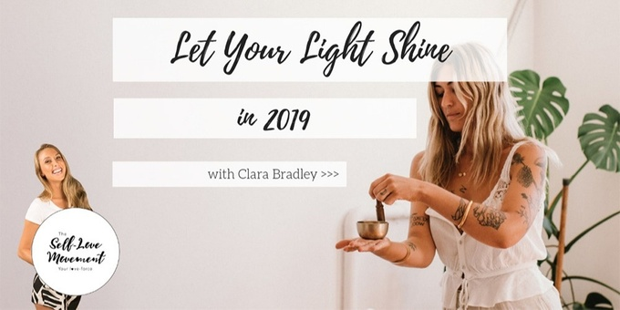 Let Your Light Shine in 2019 // Melbourne Event Banner