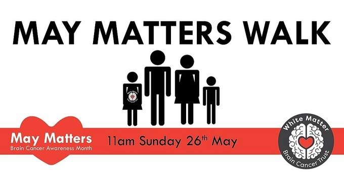 May Matters Walk Event Banner