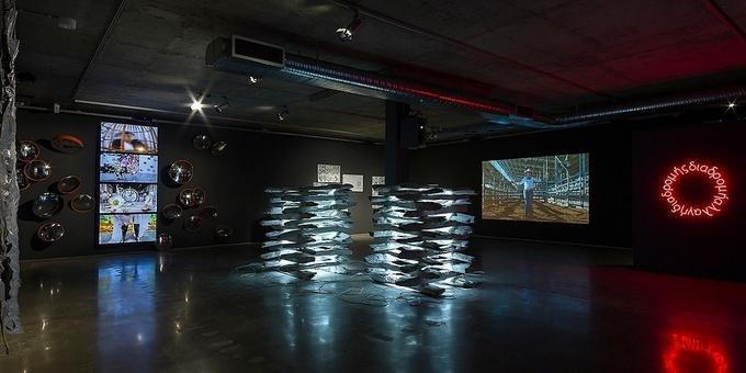 Workshop: AV Installation for Exhibitions Event Banner