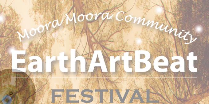EarthArtBeat 2019 Event Banner