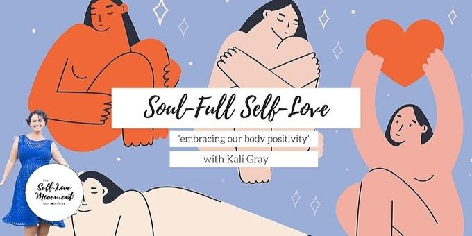 Soul-Full Self-Love Event Banner