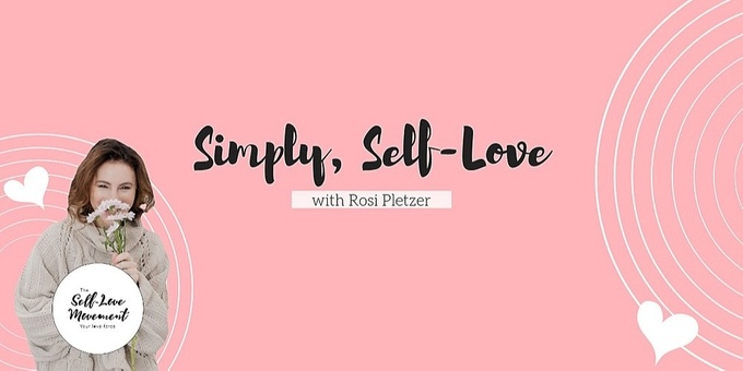 Simply, Self-Love // Canberra Event Banner