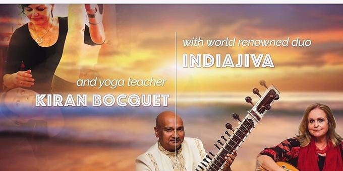 Deep Yoga, Music, Chant and Meditation Tickets, Sun 23rd Jun 10:30 am -  12:30 pm | Humanitix