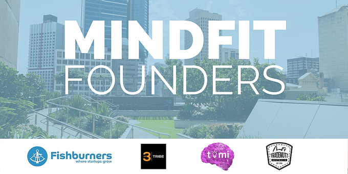 MindFit Founders Meetup Event Banner