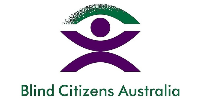 Blind Citizens Australia National Convention 2019 Event Banner